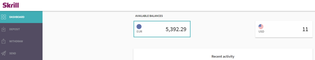Skrill Adds Multicurrency Accounts
