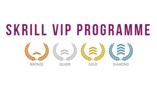 Skrill VIP Programme