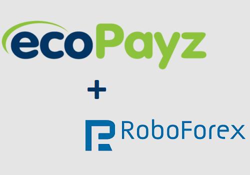 ecoPayz and Roboforex