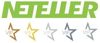 Neteller VIP status