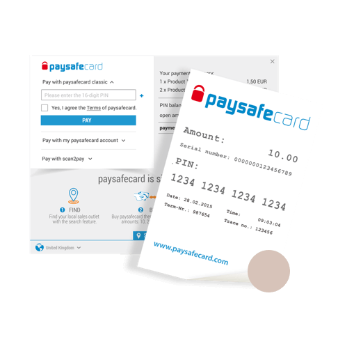 paysafecard pin recipe