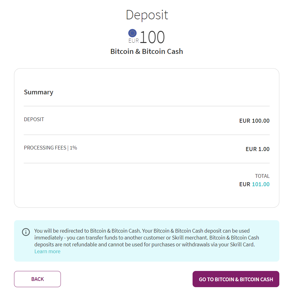 transfer bitcoin a skrillhez