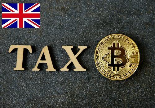 Bitcoin tax in UK