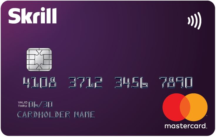 Skrill mastercard baxity