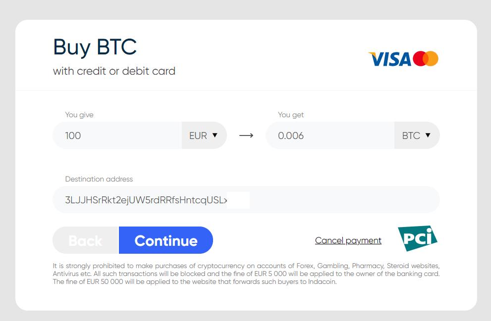 Deposit confirm2 Trastra