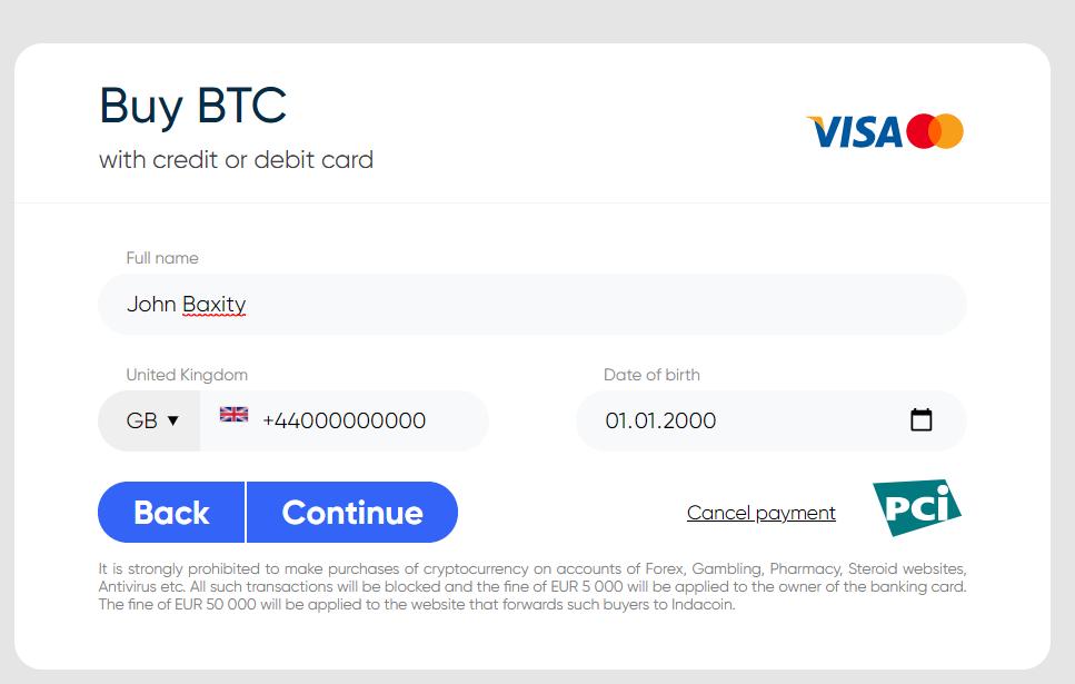 Deposit confirm3 Trastra