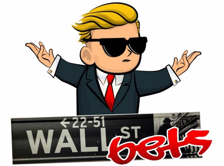 WallStreetBets reddit baxity