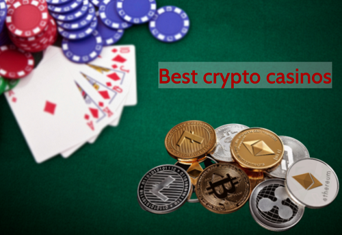 best online crypto casinos logo