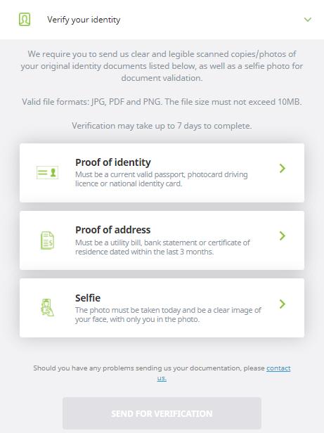 ecopayz verification identity