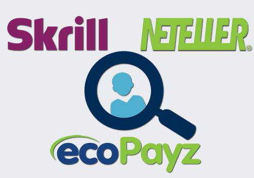 skrill verification neteller verification