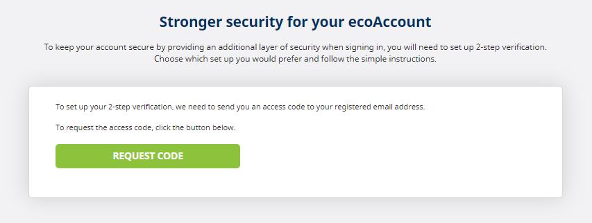ecopayz 2-step verification