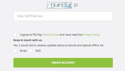 ecopayz open account