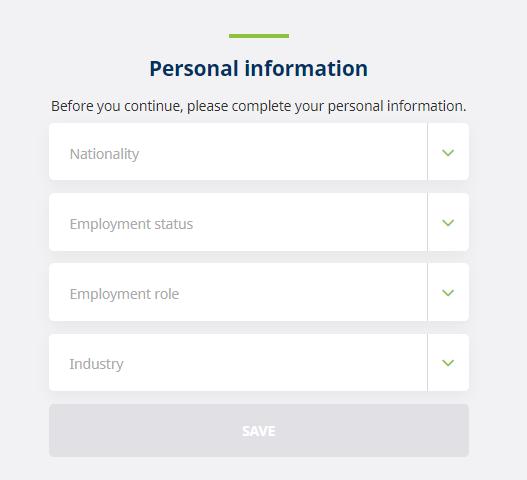 ecopayz personal information