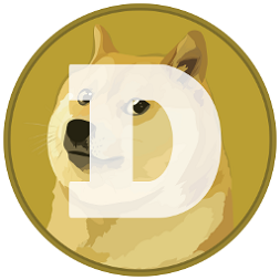 Dogecoin logo 2021