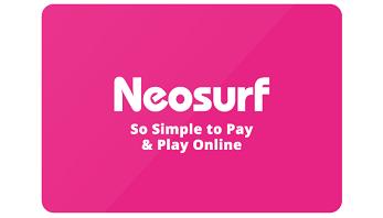 neosurf voucher logo
