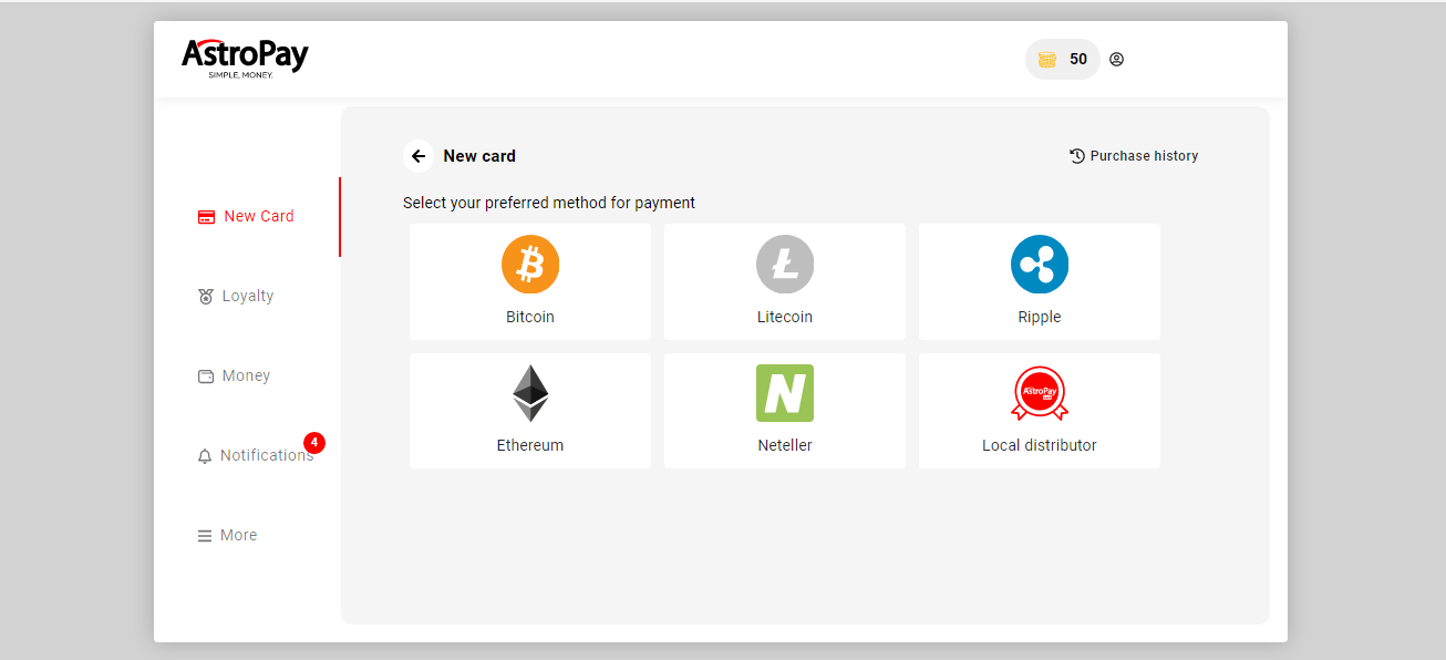 how to buy astropay card 1