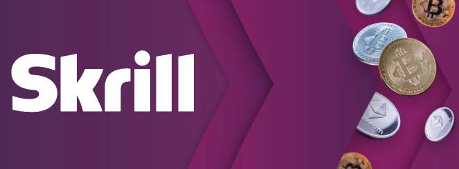 skrill crypto promo logo